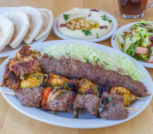 Falafel & Grill Combo-500x440 Gallery