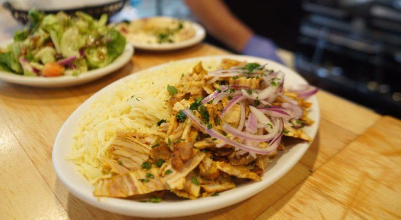 Falafel & Grill ch-sh-plate-820x450 Chicken Shawarma Plate