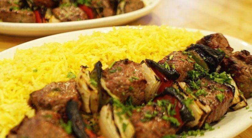 Falafel & Grill IMG_3765-820x450 Beef Kabob Plate